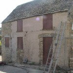 Sherston House Before